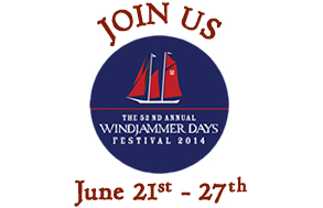 Join us for Windjammer Days