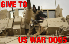 war-dog-donations