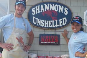 $24 Lobster Roll Basket at Shannons Unshelled - Raffle Tickets
