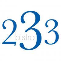 $100 Bistro 233 Gift Certificate - Raffle Tickets