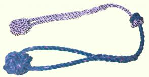 Float Rope Pull Toy – Double