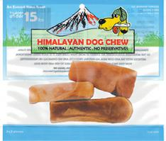 Himalayan Dog Chew (Dogs Under 15lbs)