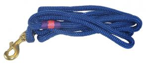 Nautical Rope Leash - Purple