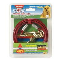 Dog Tie-Out Cable - Mediumweight - 2 Lengths