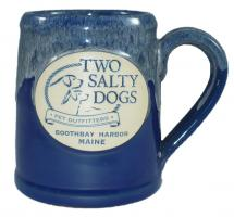 Mug (Marbled Navy Blue)