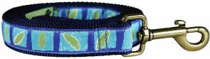 Hadlock Dog (Don't Leave ME) - 1-inch Ribbon Dog Leash