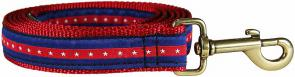 The Patriot - 1-inch Ribbon Dog Leash