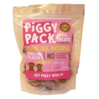 Piggy Pack - Dehydrated Pork Dog Treats