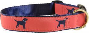 Nantucket Labs - 1.25-inch Ribbon Dog Collar