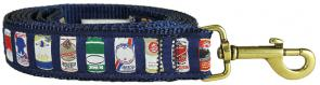 Cheap Buzz - 1.25-inch Ribbon Dog Leash