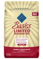 Blue Buffalo Adult Dry Dog Food - Basics - Salmon