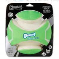 Kick Fetch Dog Ball - Glow in the Dark (2 Sizes)