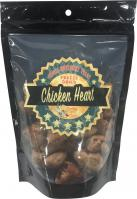 Freeze Dried Chicken Hearts - 3oz