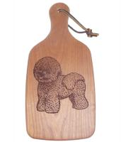 Cutting Board - Bichon Frise