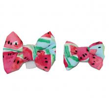 Dog Bow Tie - Watermelon