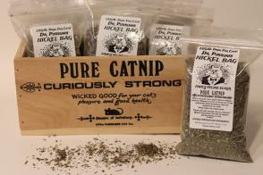 Loose Catnip - Nickel Bag (1.0oz)