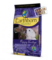 Earthborn Holistic Dry Dog Food - Puppy Vantage