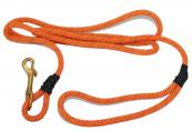 Climbing Rope Dog Leash - Orange