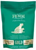 Fromms Dry Dog Food - Large Breed Adult Gold - 15lb and 33lb