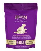 Fromms Dry Dog Food - Small Breed Adult Gold - 5lb and 15lb