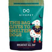 GivePet Crunchy Dog Treats - Breakfast All Day 12oz