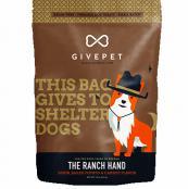 GivePet Crunchy Dog Treats - The Ranch Hand 12oz