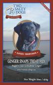 Dog Treat Mix - Auggies Ginger Snaps -16oz