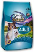 NutriSource Dry Dog Food - Chicken and Rice Adult - 5lb
