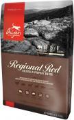 Orijen Dry Dog Food - Regional Red - 25lb