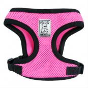 Over-the-Head Dog Harness - Pink