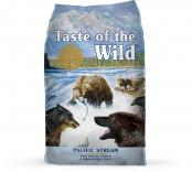 Taste of the Wild Dry Dog Food - Pacific Stream - 28lb