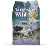 Taste of the Wild Dry Dog Food - Sierra Mountain Canine - 5lb and 28lb