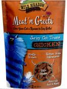 Meat n' Greet Soft Cat Treats - Chicken - 2oz