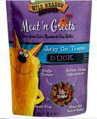 Meat n' Greet Soft Cat Treats - Duck - 2oz