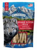 Blue Stix (Trout Venison & Rabbit / 6oz)