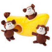 Monkey Burrow - Soft Dog Toy
