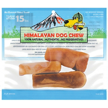 Himalayan Dog Chew Dogs Under 15lbs