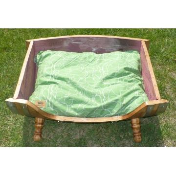 Astounding Wine Barrel Dog Bed Large Forskolin Free Trial Chair Design Images Forskolin Free Trialorg