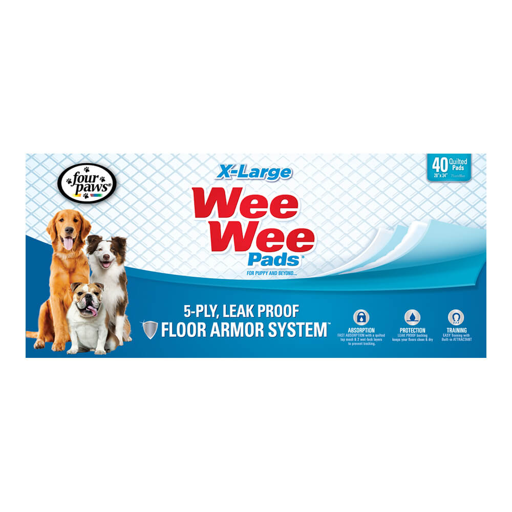 4p-dog-training-wee-wee-pads-xl-40ct-4