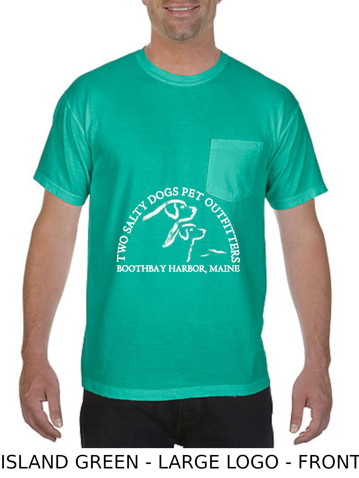 bbha-ss-t-shirt-pocket-island-green-front