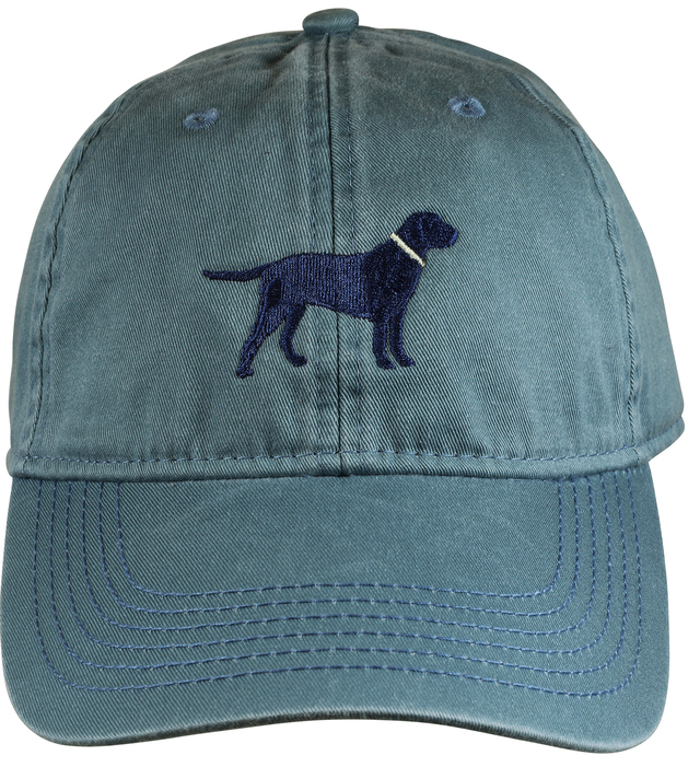 bc-baseball-hat-blue-dog-on-blue-slate