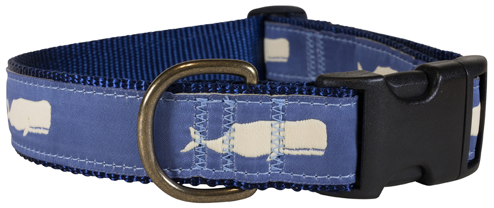bc-ribbon-dog-collar-blue-moby-whale-1-25-inch