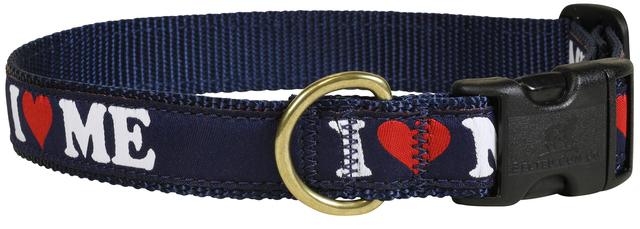 bc-ribbon-dog-collar-i-love-maine-1-inch-1