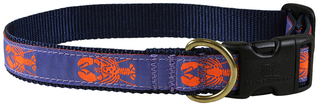 bc-ribbon-dog-collar-periwinkle-lobster-1-inch