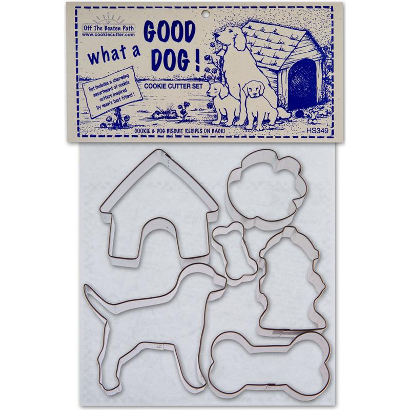 ccc-good-dog-6-piece-cookie-cutter-set