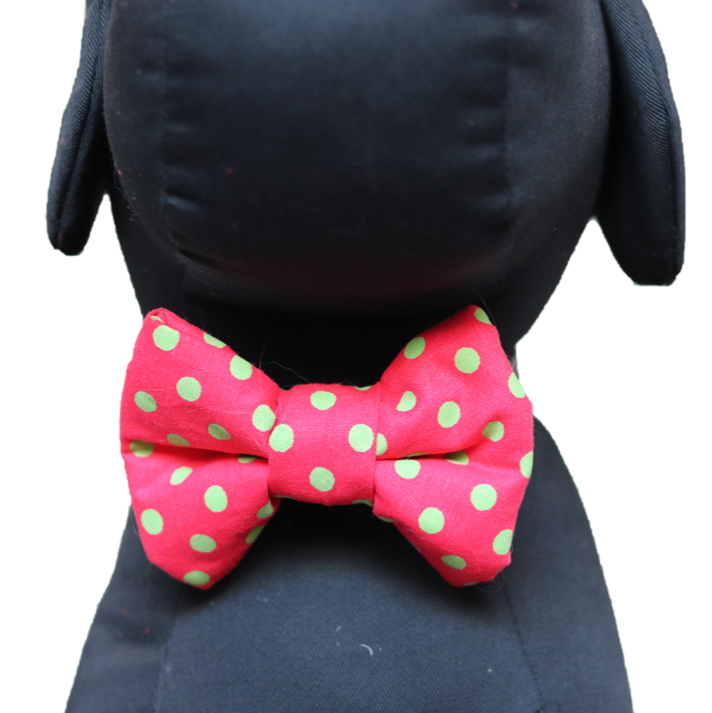 dog-bow-tie-green-polka-dots-on-red-2