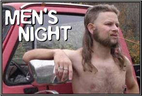 MEN'S NIGHT - December 19th