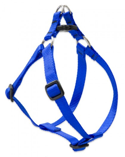 lp-dog-harness-blue