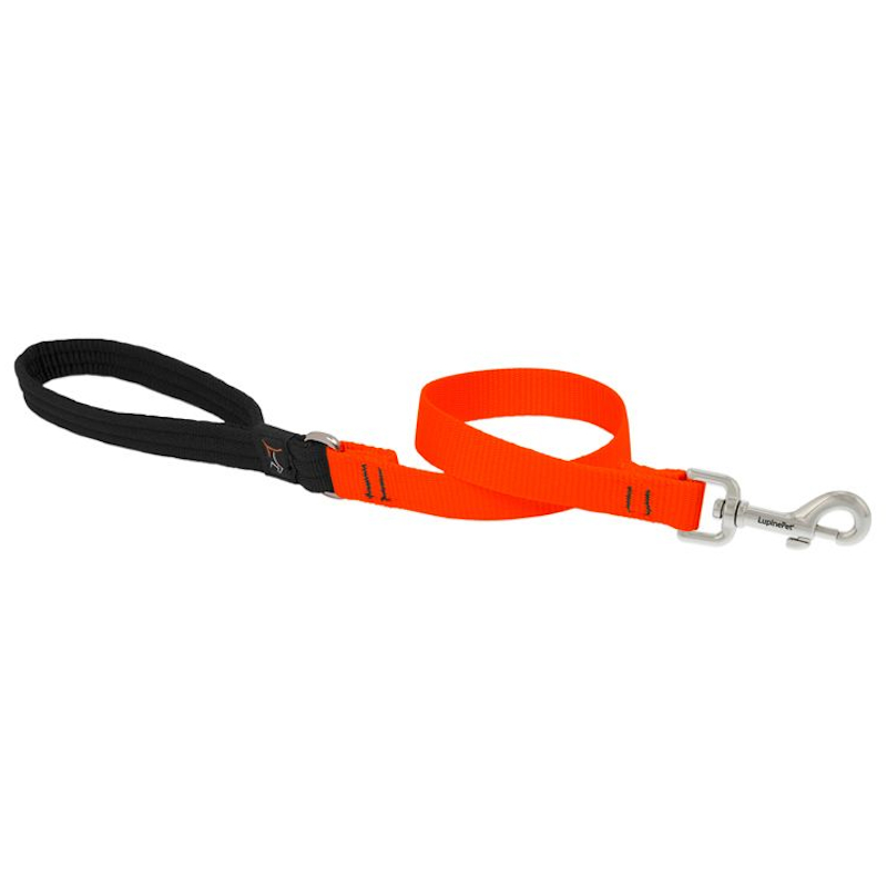 lp-dog-leash-nylon-orange