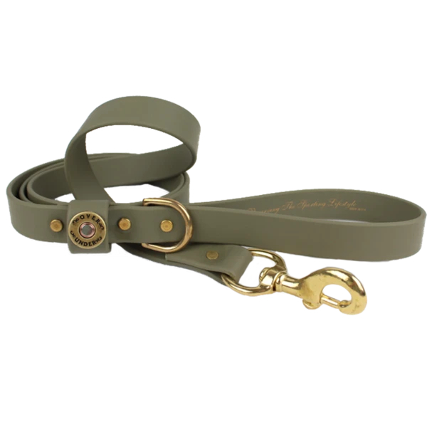 ou-waterproof-dog-leash-olive